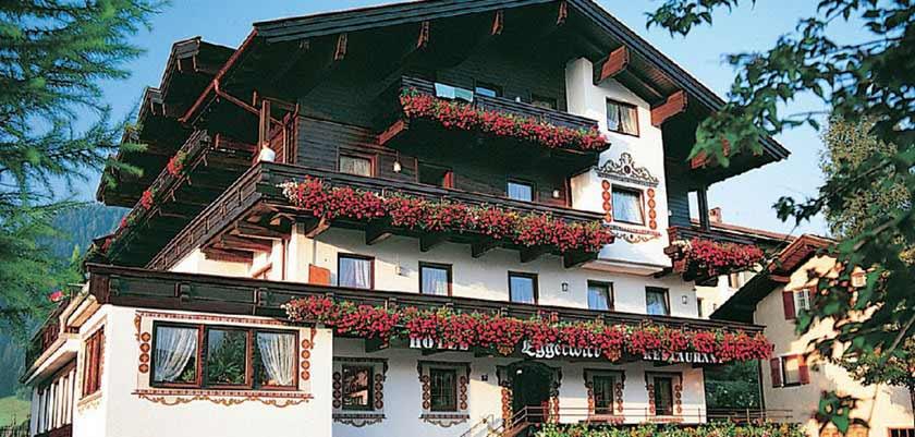 Hotel Eggerwirt, Söll, Austria - Exterior in summer.jpg